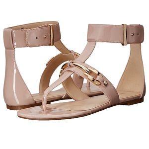 Nine West flat dress sandals